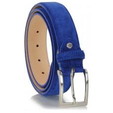 Cintura scamosciata Indaco/Blu