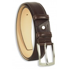 Classic Brown Man's belt high Italian quality