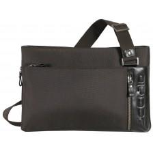 Messenger bag expandable multi pocket 36 cm