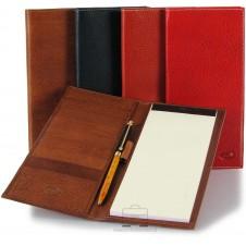 Porta Block Notes verticale con Taccuino Notes e Penna