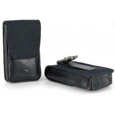 Pochette portasigarette / portacellulare da cintura Nero