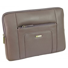 Porta notebook portadocumenti 13'' Grigio Oxford