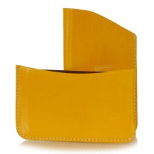 Stylish business / visit card / credit card sleeve Yellow