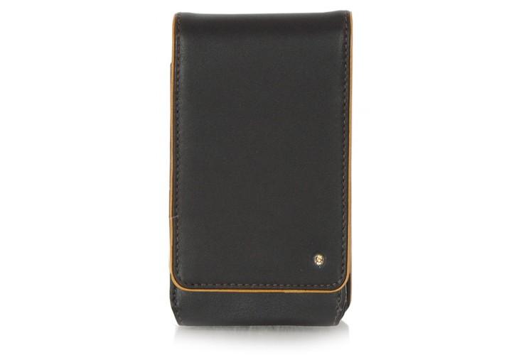 Mini-Umhängetasche für die Freizeit, Schwarz