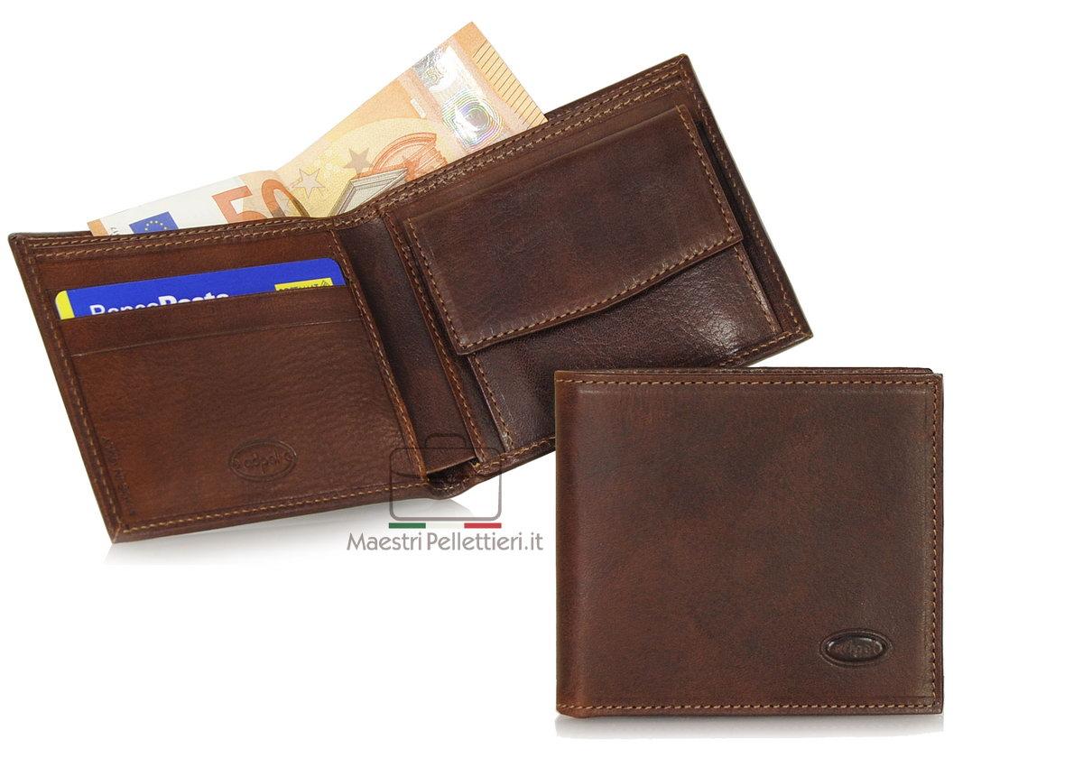 portafoglio portamonete piccolo uomo