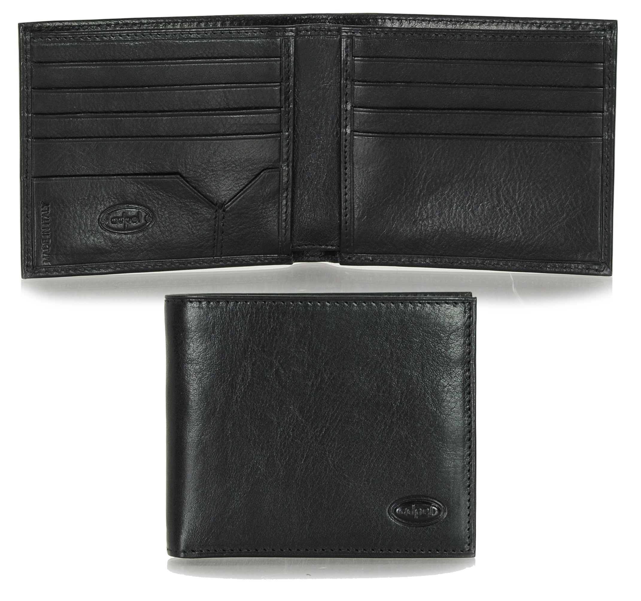 mens small wallet leather
