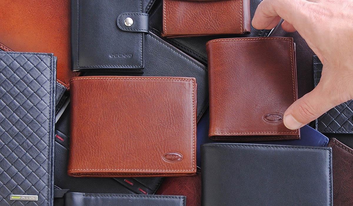 guida come scegliere il portafoglio da uomo