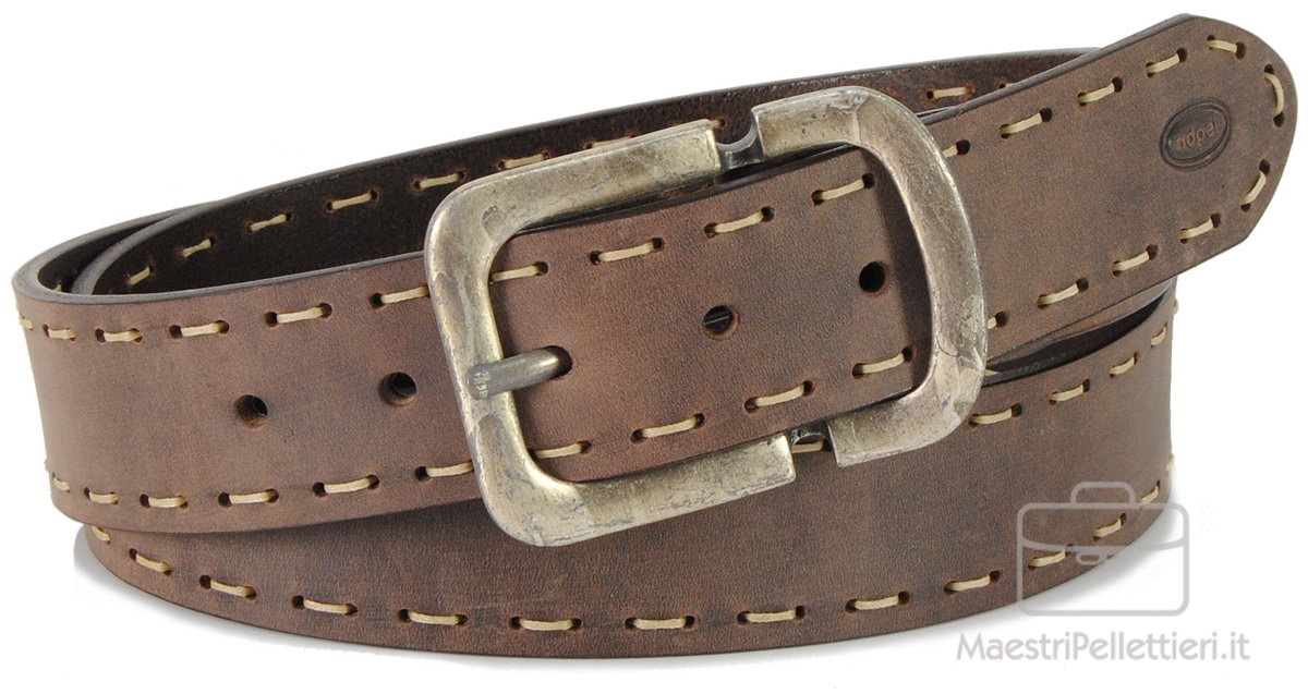 cintura con fibbia anticata