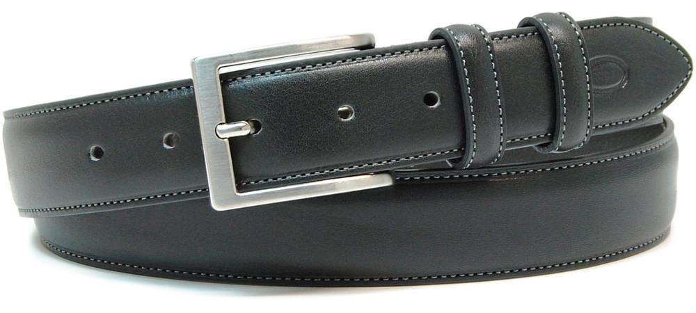cintura classica da uomo colore grigio scuro - Adpel