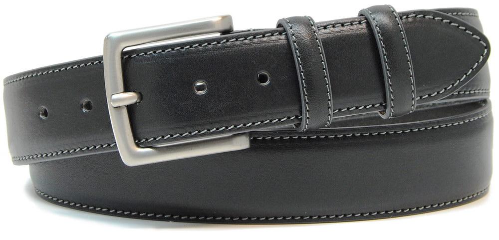 cintura uomo 4 cm grigio