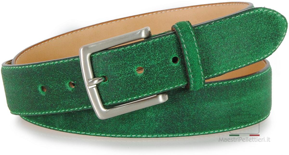 cintura consumata da jeans