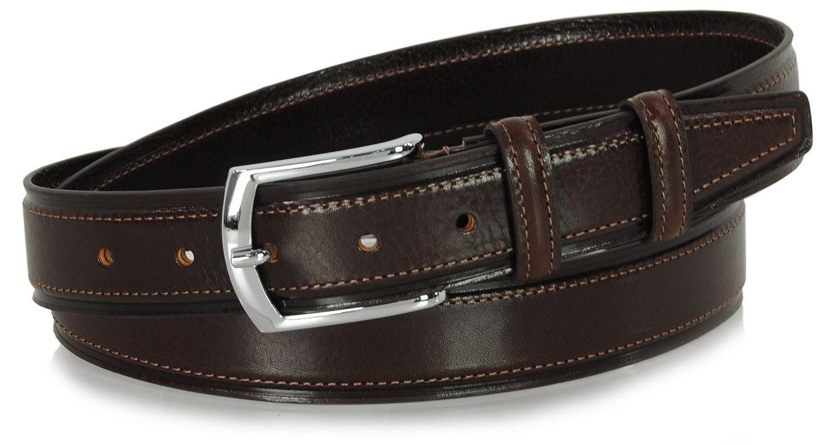 classic men's belt