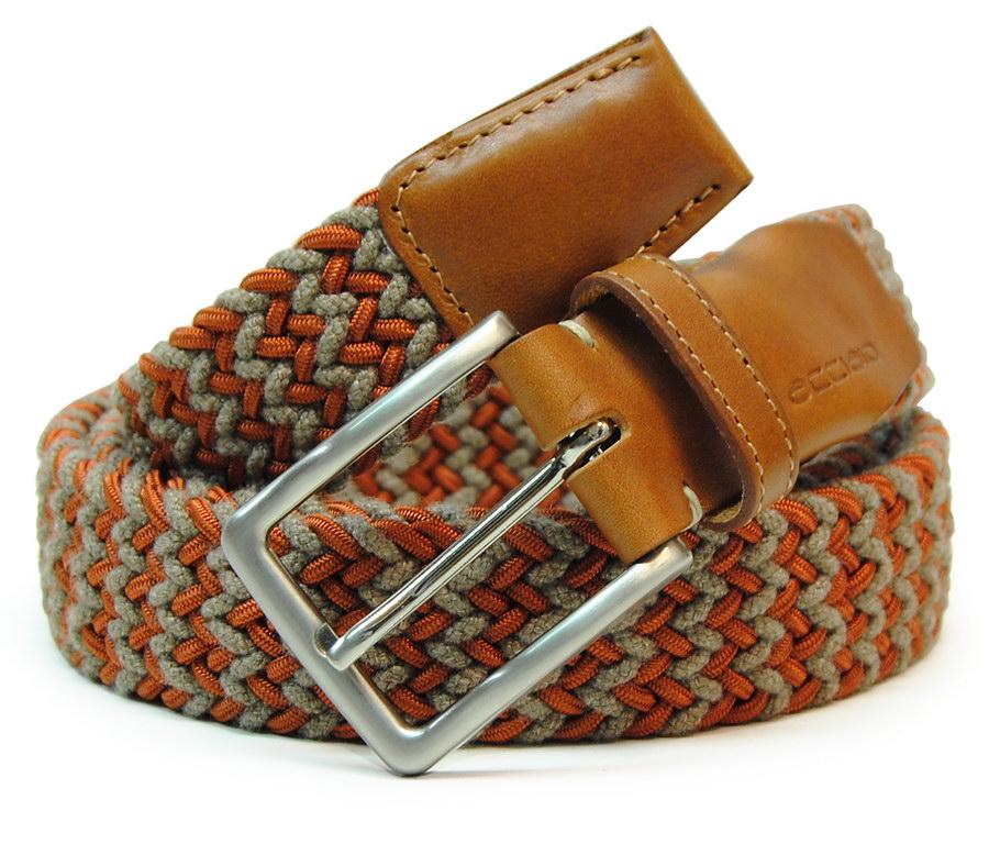 cintura elastica intrecciata lana