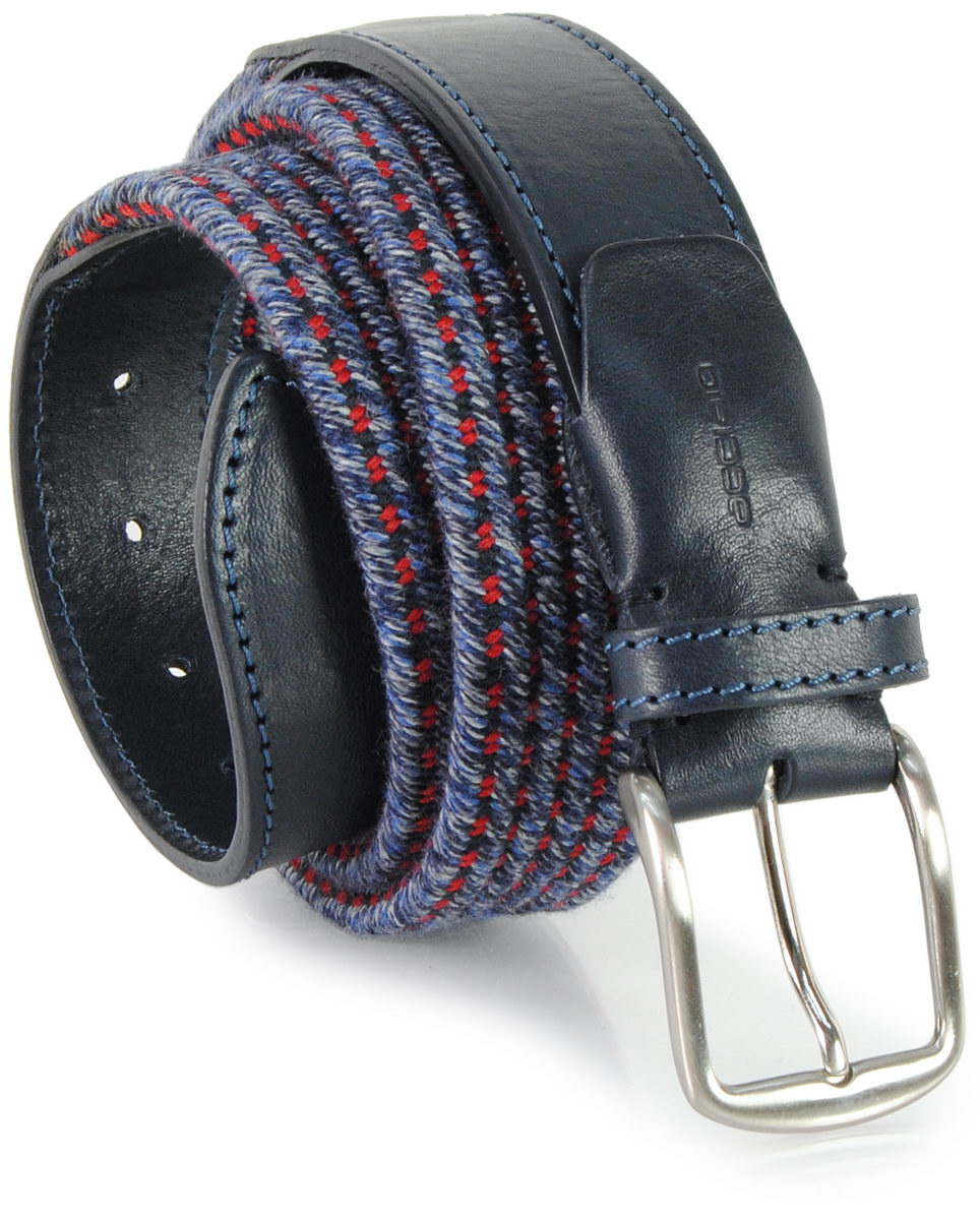 Cintura elastica intrecciata
