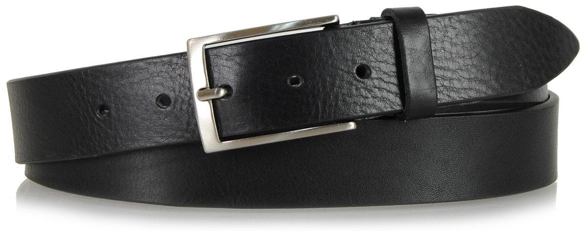 cintura in cuoio Blu - Acciaio