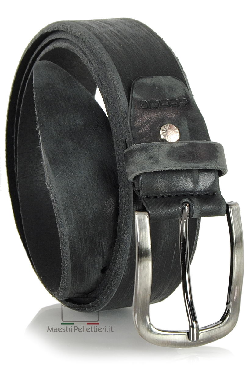 Cintura effetto consumato vintage
