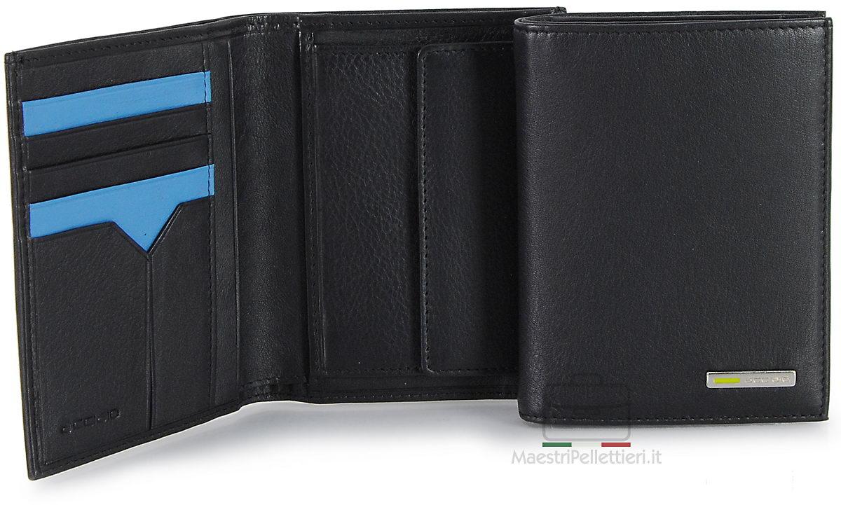 men's vertical wallet