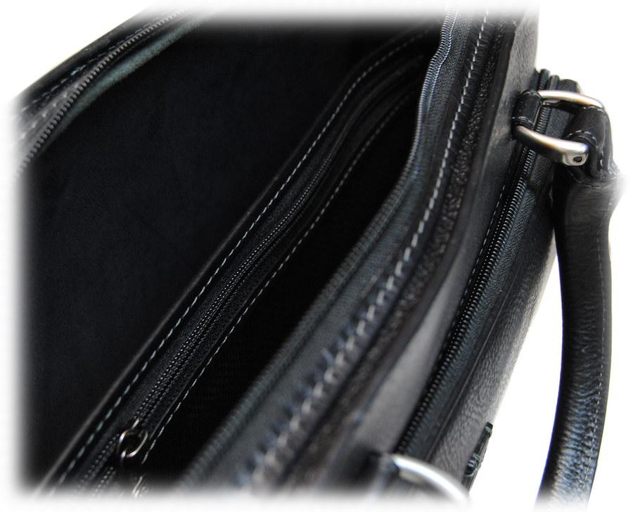 dettaglio - zip interna della borsa da donna adpel 3012