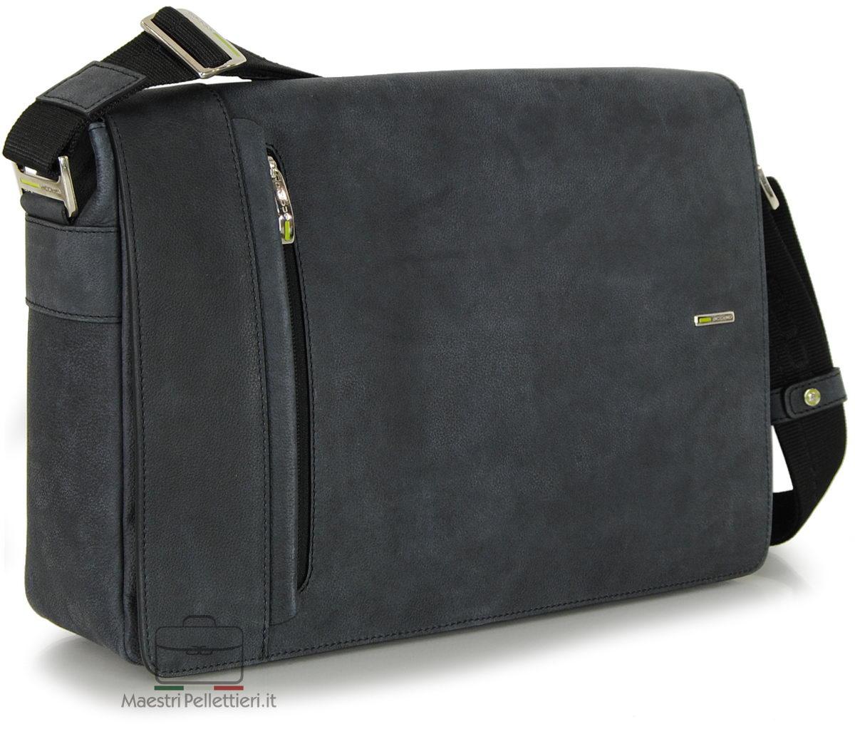 borsa portacomputer nera