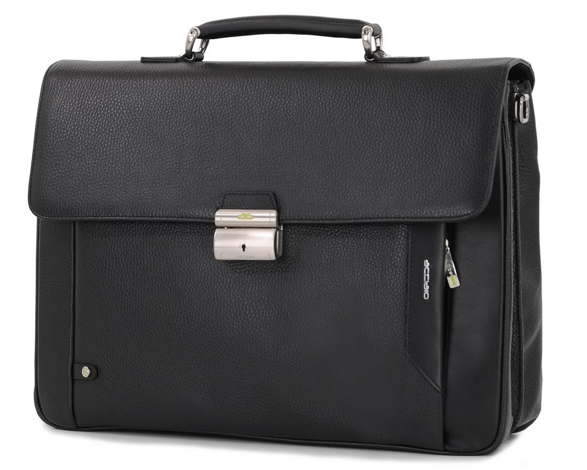men's briefcase leather
