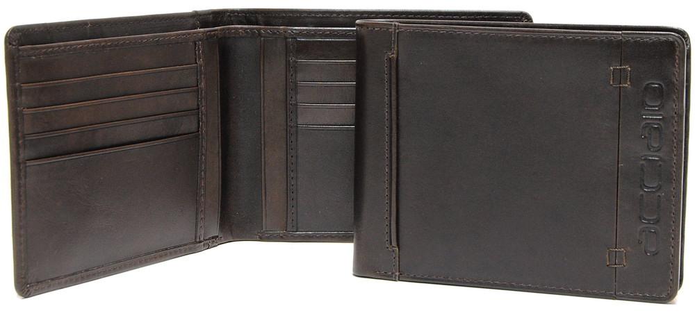 portafoglio marrone da uomo