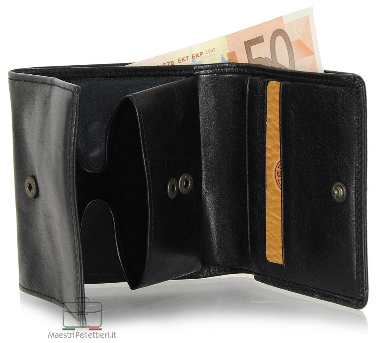 portafoglio piccolo mini