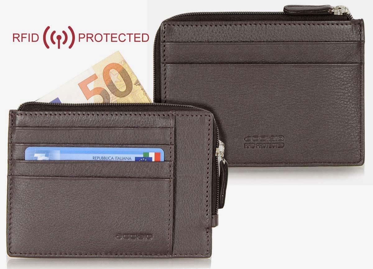 Herren schlanke portemonnaie